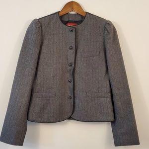 Vintage Sasson Paris New York wool blazer 8/9